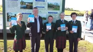 Gippsland Grammar book launch