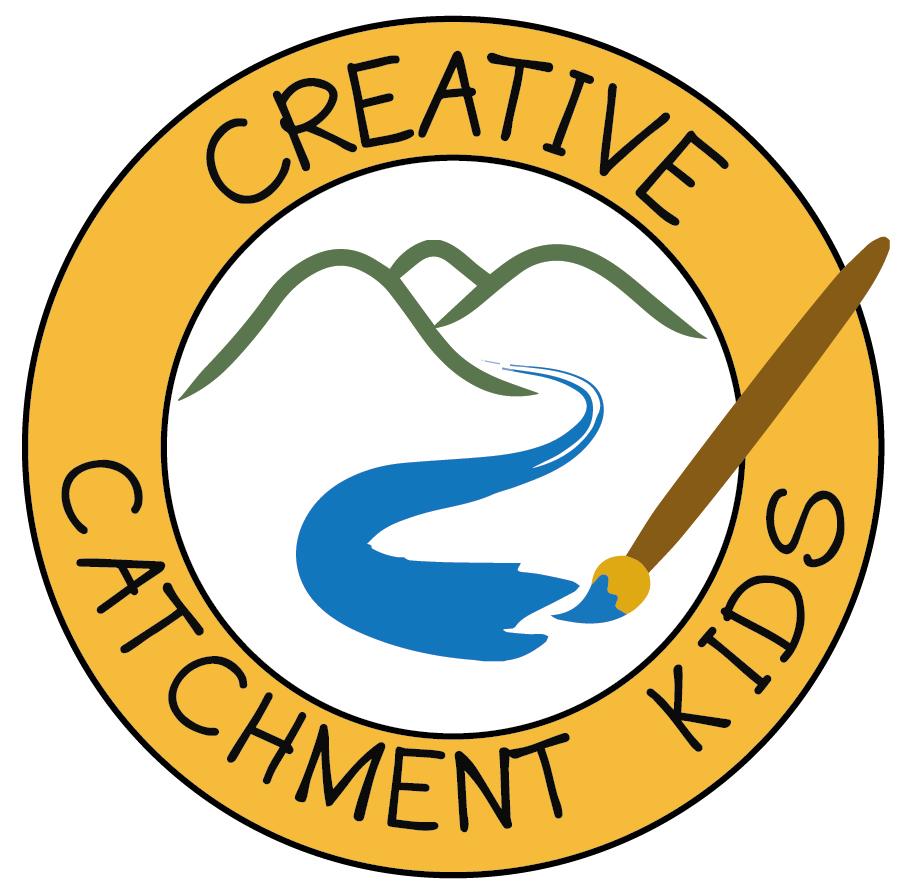 Creative Catchment Kids Logo