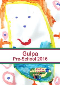 Gulpa Preschool Book