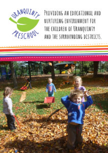 Uranquinty Preschool Book