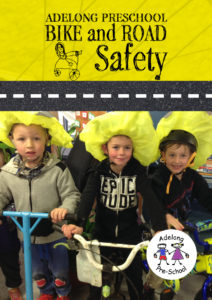Adelong Preschool Bike and Road Safety Book