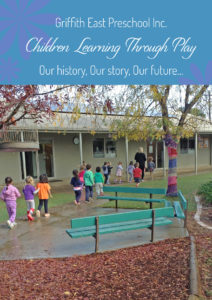 Griffith East Preschool Book