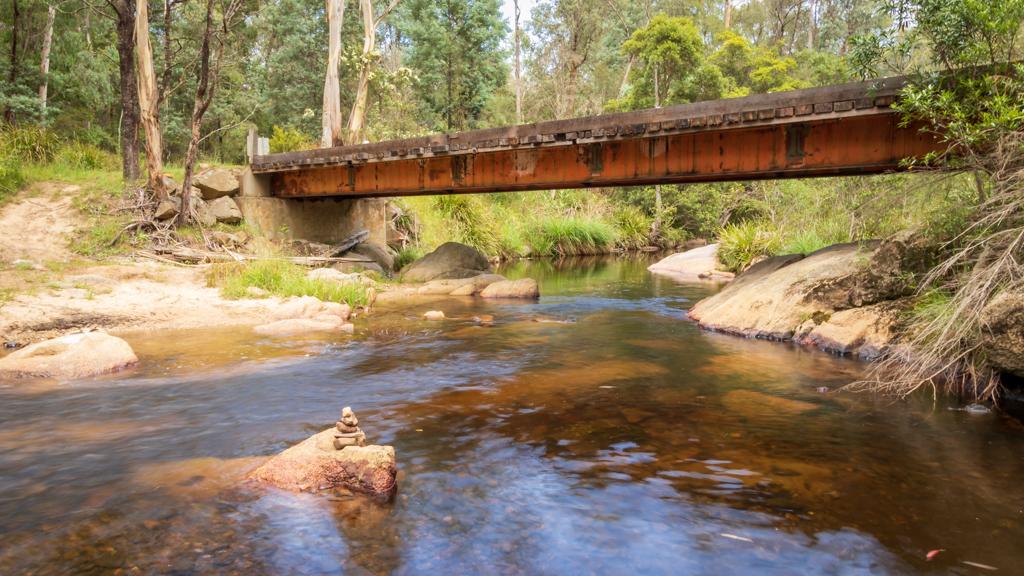 Bridge over the Brodribb River
